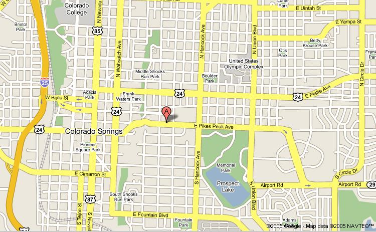 Maps and Directions | Immanuel Lutheran Church